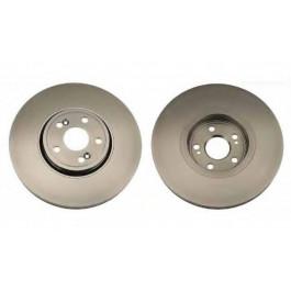 SPORT Disques de frein et TEXTAR-Plaquettes de freins Nissan Primera p12//w12 jeu pour l/'avant