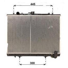 Radiateur de refroidissement Mitsubishi L200