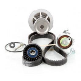 Kit distribution + pompe à eau Opel Astra G Corsa C Zafira A