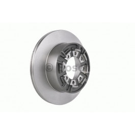 Disques de frein arrière Iveco X2