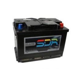 Batterie LUCAS 75AH 680A