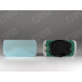 Glace de retro gauche + support dégivrant Fiat Croma Restyling