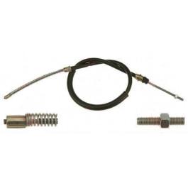 Câble de frein à main côté gauche Peugeot 406 ( frein à tambours )