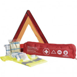 Kit securite, triangle, gilet et premier secours