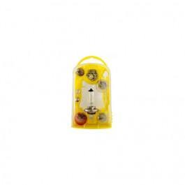 Coffret d'ampoules de Secours H1 + H4