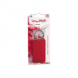 Parfum d'ambiance intérieur Porte clés couleur Rouge