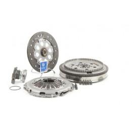 Kit embrayage + volant moteur + butée hydraulique Opel Combo Corsa Mériva Tigra 1.3 CDTI