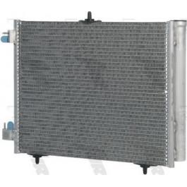 Radiateur condenseur de climatisation Citroen C3 Peugeot 207