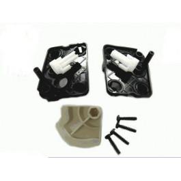 Kit reparation engrenage climatisation Bi zone Citroen C4 Peugeot 307