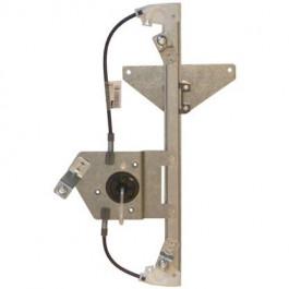 Mecanisme Leve vitre electrique arrière gauche citroen C4 Picasso - Grand picasso à partir de 11/2006