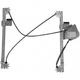Mecanisme leve vitre avant gauche Vw Lupo Seat Arosa