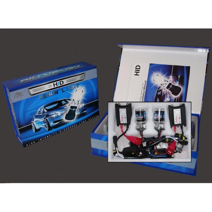 Kit Phare Xenon 55w Ampoule H8